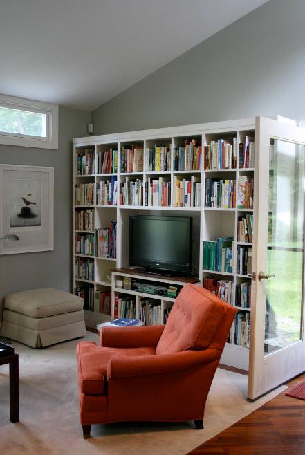 Полка на стену – модные варианты реализации обычных полок и этажерок своими руками (85 фото) Полочки оригинальные